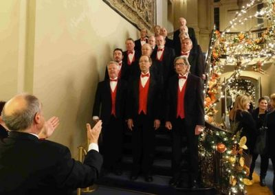 Get in Touch with The Fault Line A Cappella Chorus